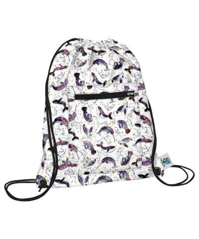Planet Wise Drawstring Sports Celestial