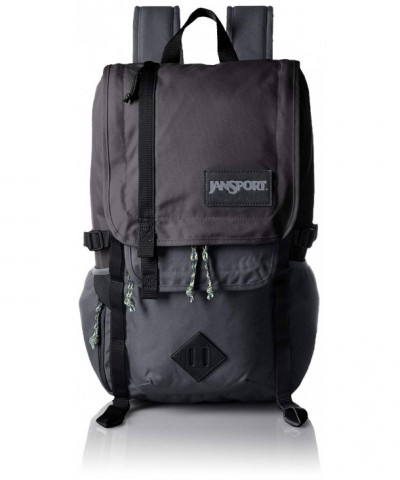 JanSport Hatchet Laptop Backpack Grey