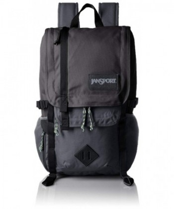 JanSport Hatchet Laptop Backpack Grey