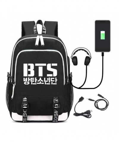 Backpack Student School Bookbag Charging