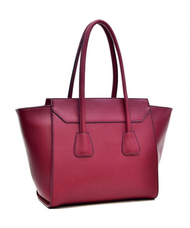 7fd5103fe64f Women Large Designer Top Handle Handbag Purse Tote Bag Work Bag ...