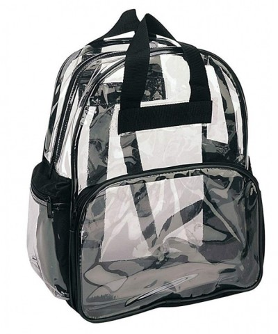 NuFazes Clear Backpack Transparent Security