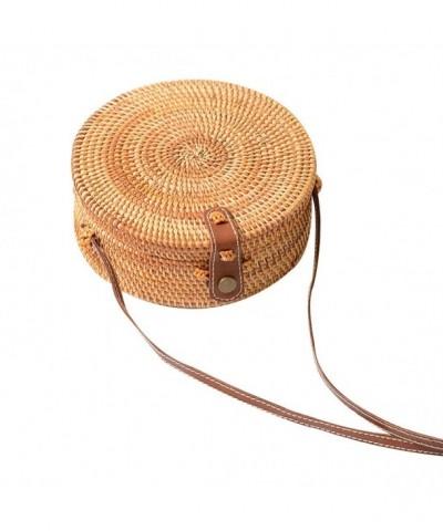 KNUS Crossbody Handmade Interlocking Shoulder