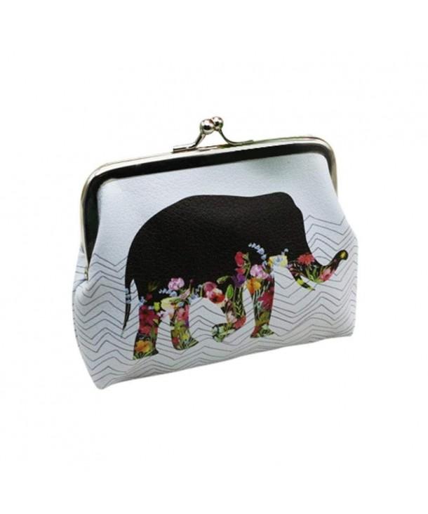 morecome Wallet Womens Holder Handbag