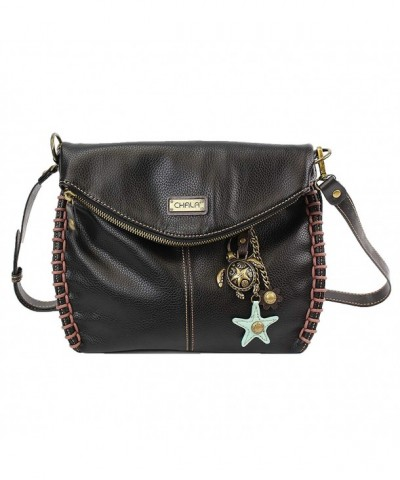 CHALA CHARMING CROSSBODY Black Turtle