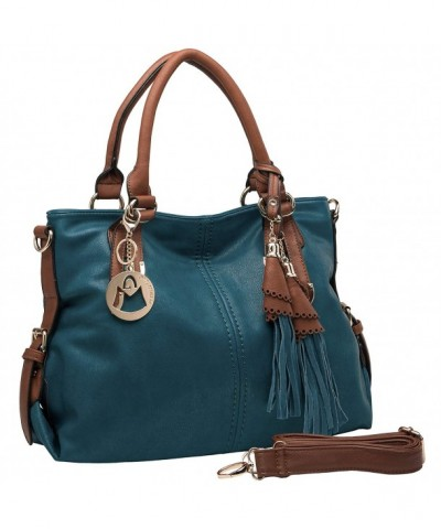 MG Collection THALIA Handle Shoulderbag