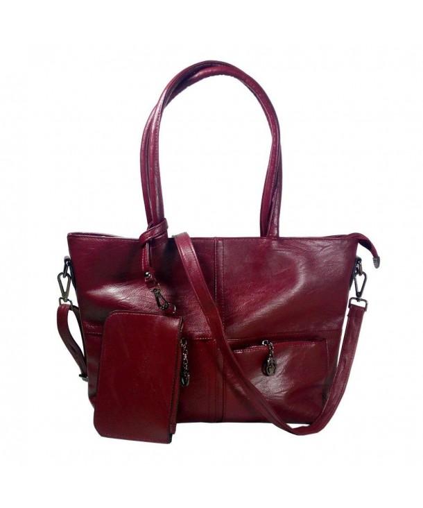 BINCCI Womens Handbag Leather Shoulder