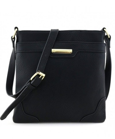 Womens Fashion Medium Crossbody Plate