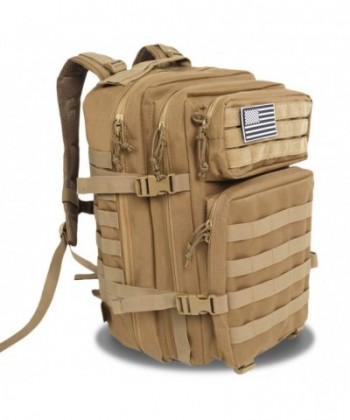 Large Tactical Backpack Military Camping