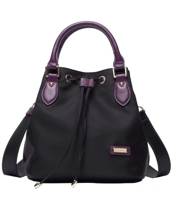 Laifu Handbag Drawsting Crossbody Shoulder