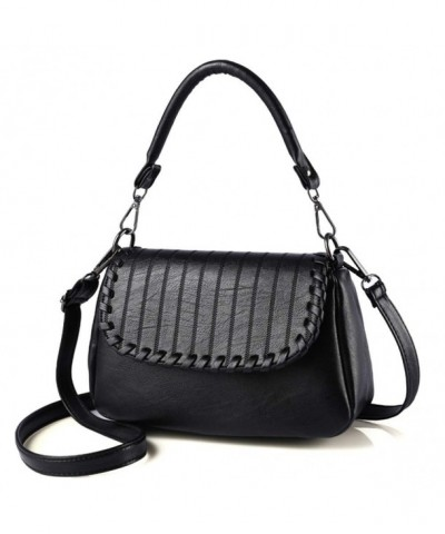 Turelifes Leather Shoulder Zipper Handbags