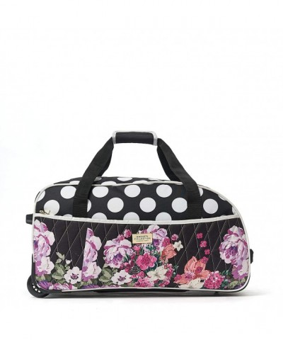 MacBeth Womens 21 5 Duffel Black