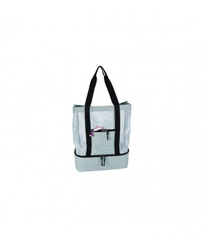 Goodhope 12 Can Lightweight Cooler Silver