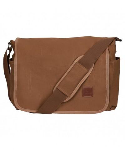 Resistant Messenger Bag Canvas Outdoor Teknon
