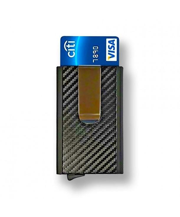 Credit Metal Holder Blocking Wallet