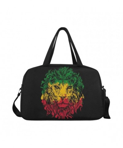 InterestPrint African Travel Duffel Sports