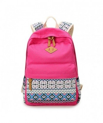 Fashion Casual Canvas Lightweight Backpacks