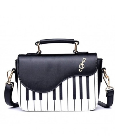 Skyseen Leather Shoulder Crossbody Handbag