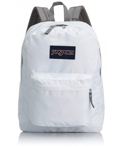 JanSport Classic Superbreak Backpack White