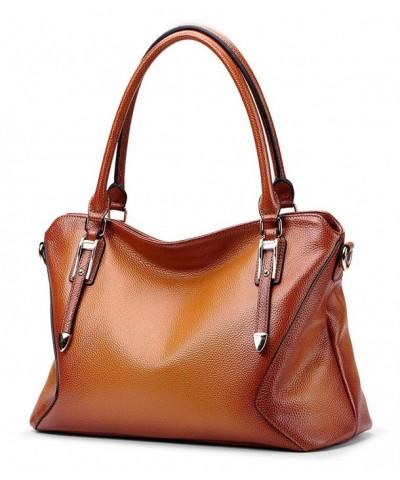 Vintage Leather Shoulder CrossBody Handbag
