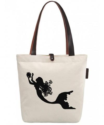 Soeach Womens Marine Mermaid Shoulder
