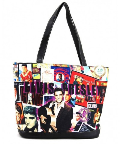 Elvis Presley Canvas Purse Style