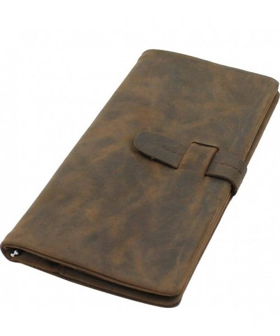 Vagabond Traveler Leather Wallet Vintage