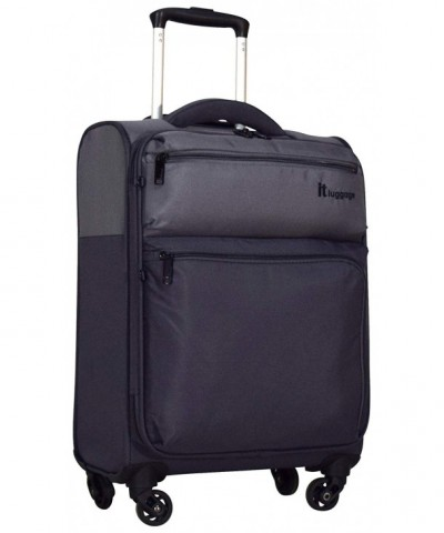 luggage Duotone Luggage Spinner Pewter