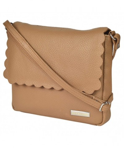 Leather Crossbody Purse Women Small