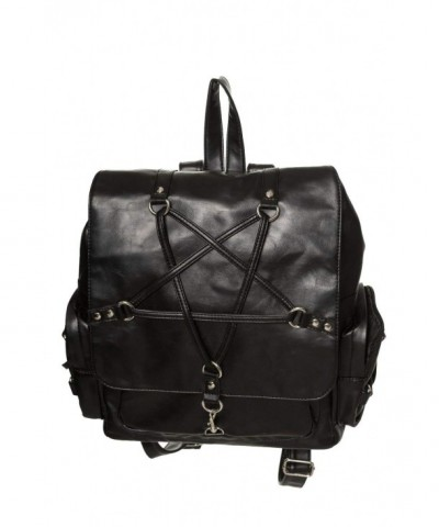 Banned Apparel Jamie Leather Backpack