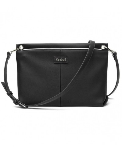 Kadell Leather Crossbody Shoulder Messenger