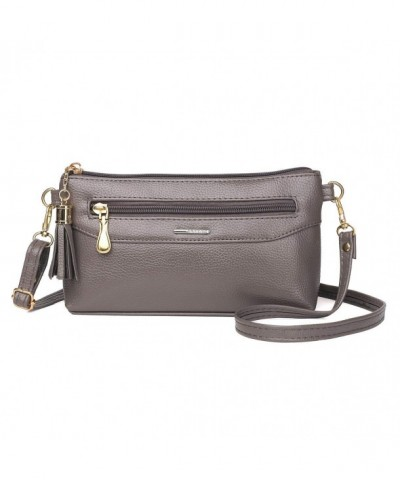 Zg Crossbody Leather Wristlets Shoulder