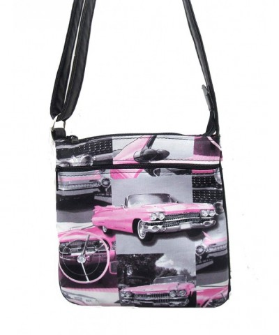 US HANDMADE FASHION CADILLAC ROCKABILLY