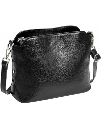 Kenoor Leather Handbags Shoulder Crossbody