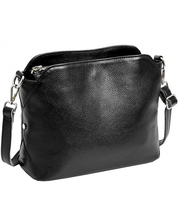 Kenoor Leather Handbags Shoulder Crossbody