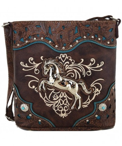 Western Cowgirl Handbags Concealed Shoulder