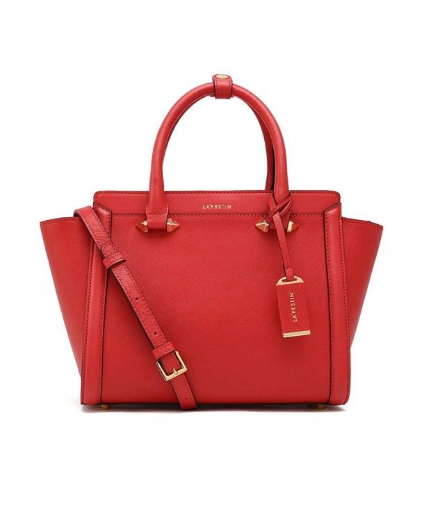 LAFESTIN Genuine Leather Fashion Handbags
