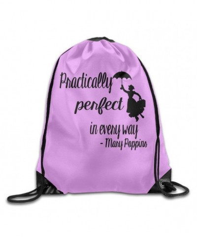 Poppins Practically Perfect Every Drawstring