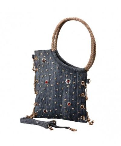 Donalworld Personalized Handbag Manmade Shoulder