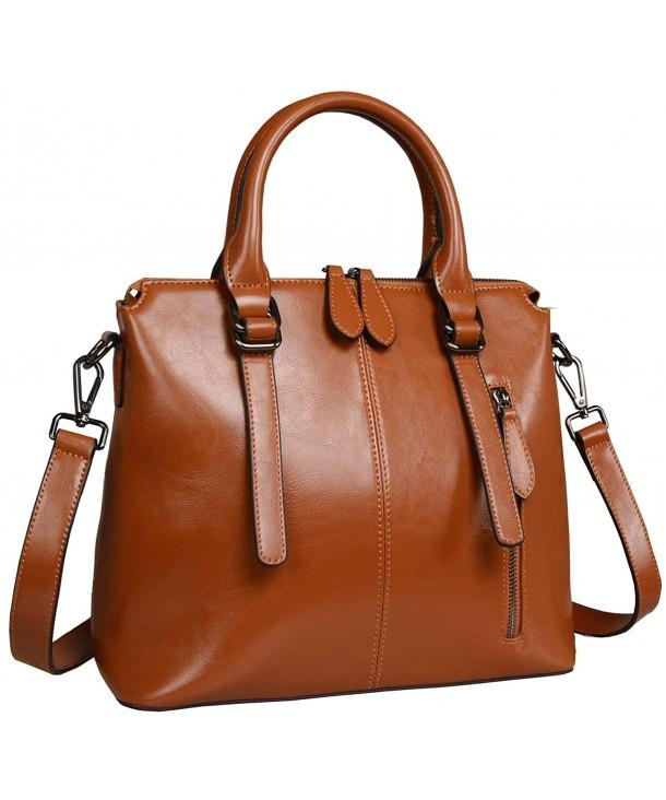 Leather Shoulder Handbags Crossbody Handbag