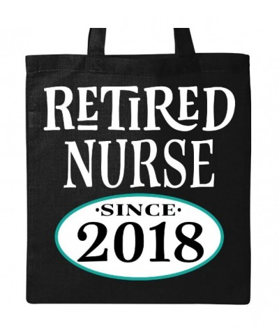 Inktastic Retired Nurse Retirement Black