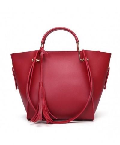 Pahajim leather Satchel Shoulder Handbags
