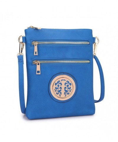 Dasein Crossbody Messenger Lightweight Functional