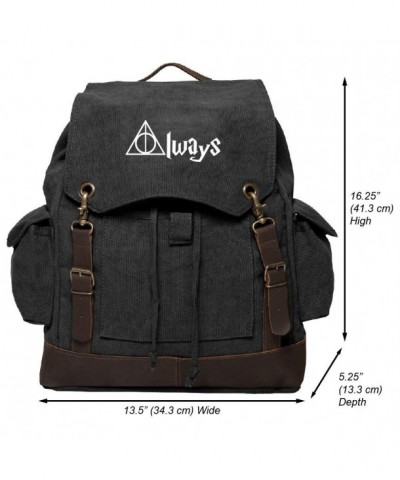 Always Potter Rucksack Backpack Leather