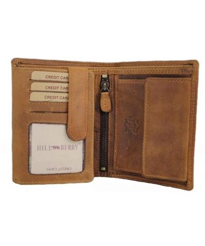 Wallet Genuine Leather Handmade Vintage