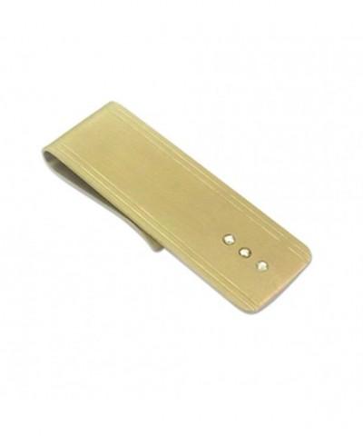 Vetelli Premium Money Clip Gold
