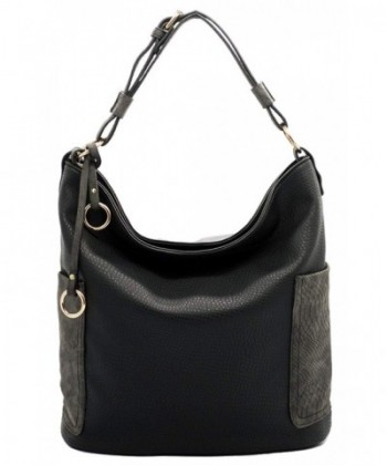 JOYISM Handbag Shoulder Handle Leather