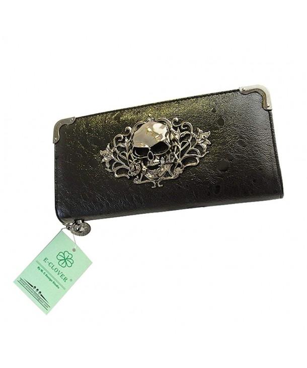 Herebuy Retro Wallet Vintage Clutch