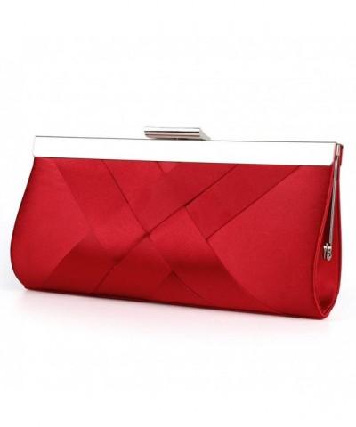 Bidear Evening Clutch Wedding Handbag