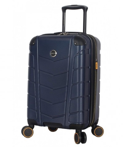Lucas Luggage Expandable Suitcase Spinner